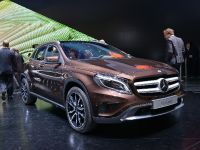 Mercedes-Benz GLA Frankfurt 2013