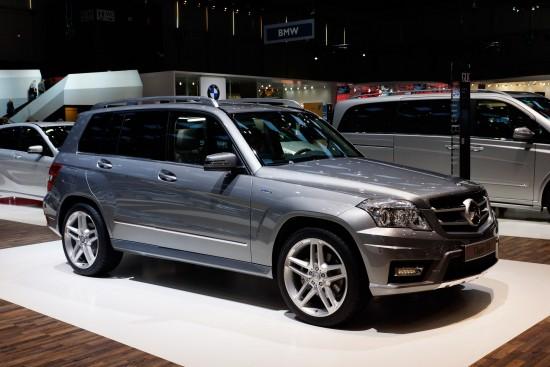 Mercedes-Benz GLK-Class Geneva