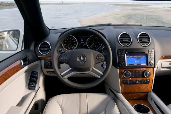Mercedes-Benz ML 320 BlueTEC