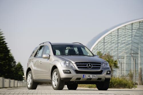 Mercedes Benz ML-350 BlueTEC [фото]