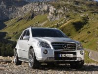 Mercedes-Benz ML 63 AMG 10th Anniversary, 15 of 20