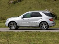 Mercedes-Benz ML 63 AMG 10th Anniversary, 1 of 20