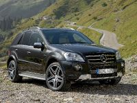 Mercedes-Benz ML 63 AMG Performance Studio, 17 of 20
