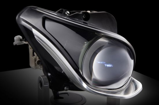 Mercedes-Benz MULTIBEAM LED headlamps