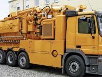 Mercedes-Benz Municipal Vehicles, 5 of 6