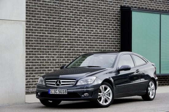 Mercedes-Benz CLC Sports Coupe