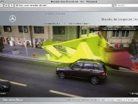 Mercedes Benz Presents an Interactive Web Special, 1 of 3