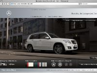 Mercedes Benz Presents an Interactive Web Special, 2 of 3