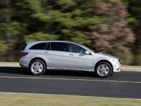 Mercedes-Benz R, ML, and GL 320 BlueTEC, 14 of 20