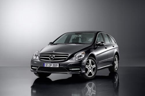 Mercedes Benz R-350 Grand Edition [эксклюзивные фотографии]