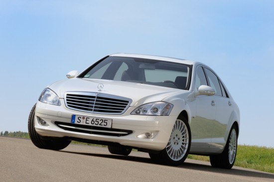 Mercedes-Benz S 320 CDI BlueEFFICIENCY