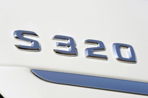 Mercedes-Benz S 320 CDI BlueEFFICIENCY: самые экономные S-класса, когда-либо