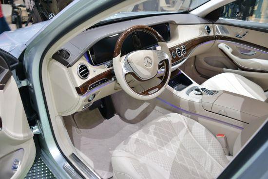 Mercedes-Benz S 500 Plug-In Hybrid Frankfurt