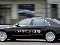 Mercedes-Benz S 500 Plug-In Hybrid, 2 of 7