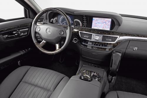 Новый Mercedes-Benz S 600 Pullman Guard
