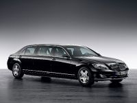 thumbnail image of Mercedes-Benz S 600 Pullman Guard