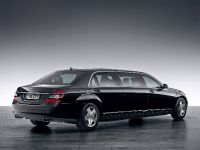 Mercedes-Benz S 600 Pullman Guard, 3 of 6