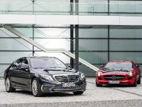 Mercedes-Benz S 65 AMG and SLS AMG GT Final Edition, 1 of 4