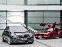 Mercedes-Benz S 65 AMG and SLS AMG GT Final Edition, 2 of 4