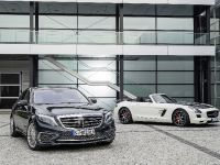 Mercedes-Benz S 65 AMG and SLS AMG GT Final Edition, 3 of 4