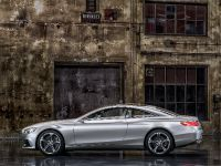 Mercedes-Benz S-Class Coupe Concept, 8 of 17