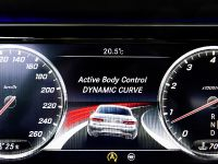 Mercedes-Benz S-Class Coupe Curve Control System, 1 of 3