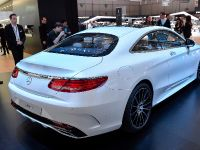 thumbnail image of Mercedes-Benz S-Class Coupe Geneva 2014