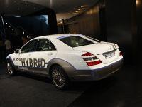 Mercedes-Benz S-Class Hybrid Frankfurt 2011