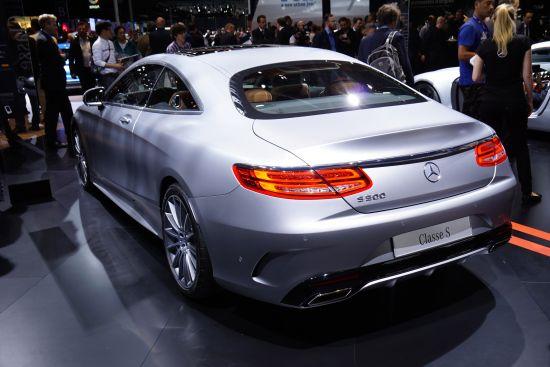 Mercedes-Benz S-Class Paris
