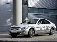 Mercedes-Benz S500 Plug-in HYBRID, 5 of 5