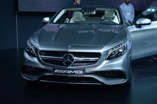 Mercedes-Benz S63 AMG 4MATIC Coupe New York