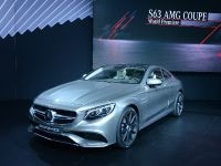 thumbnail image of Mercedes-Benz S63 AMG 4MATIC Coupe New York 2014