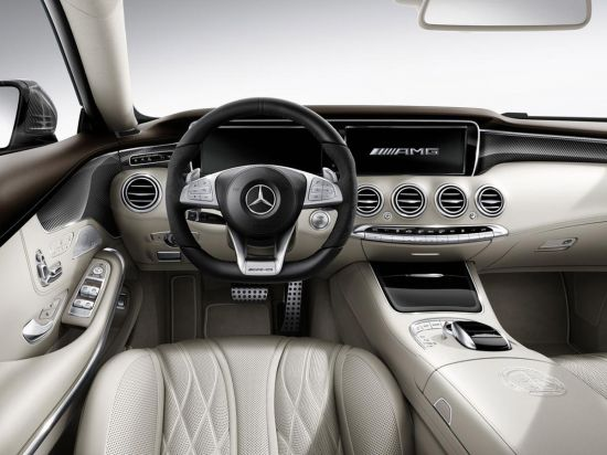 Mercedes-Benz S63 AMG Coupe - AMG Performance Studio