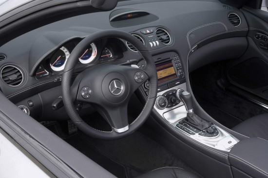 Mercedes-Benz SL 350