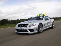 Mercedes-Benz SL 63 AMG Safety Car, 3 of 11