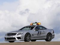 Mercedes-Benz SL 63 AMG Safety Car, 6 of 11