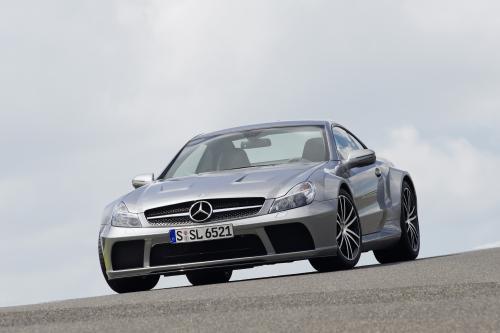 Весьма успешный Black Series стратегии продолжается - Mercedes-Benz SL 65 AMG Black Series