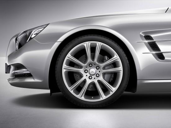 Mercedes-Benz SL accessories