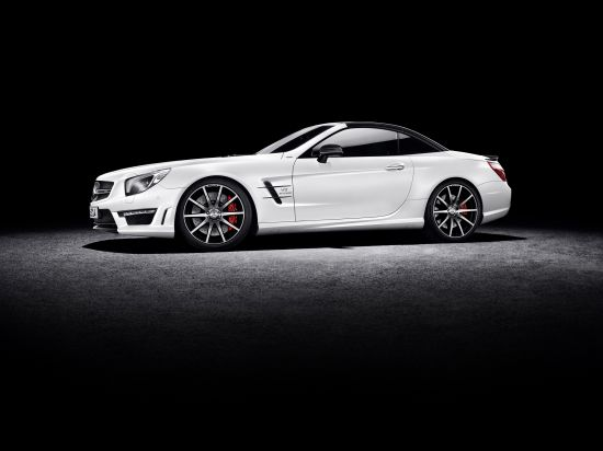 Mercedes-Benz SL AMG 2LOOK Edition