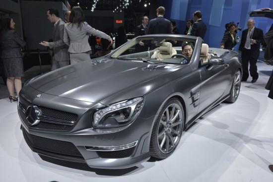 Mercedes-Benz SL-Class AMG New York
