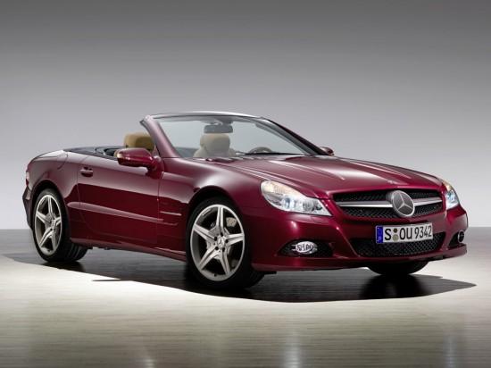 Mercedes-Benz SL Class