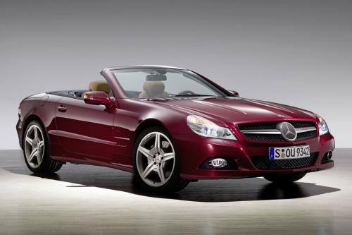 Mercedes-Benz SL-класса