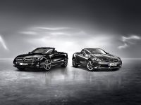 Mercedes-Benz SL Night Edition and SLK Grand Edition, 3 of 5