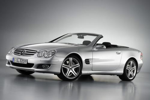 Mercedes-Benz SL Спорт-пакет