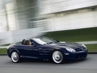 Mercedes-Benz SLR McLaren Roadster, 5 of 8