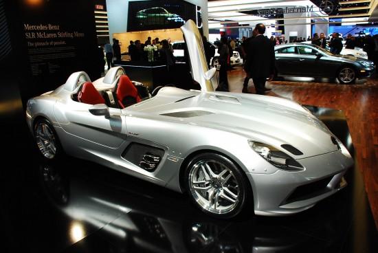 Mercedes-Benz SLR Stirling Moss Detroit
