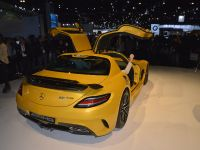 thumbnail image of Mercedes-Benz SLS AMG Coupe Black Series Los Angeles 2012