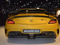 Mercedes-Benz SLS AMG Coupe Black Series Los Angeles 2012
