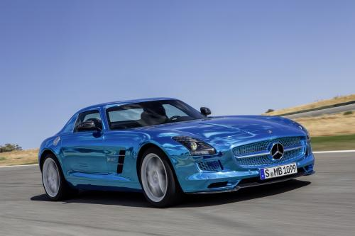 Mercedes-Benz SLS AMG Coupe Electric Drive - €416,500