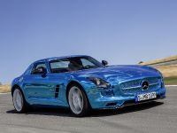 Mercedes-Benz SLS AMG Coupe Electric Drive, 1 of 5